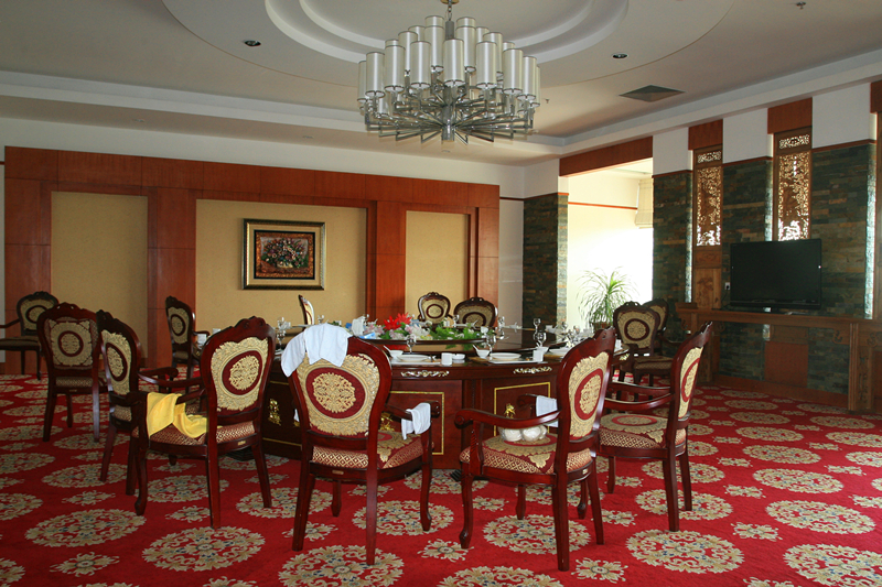 机关单位会议室及餐厅