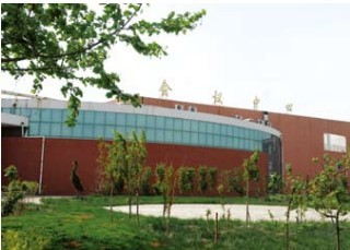 滨州市第一中学会议室